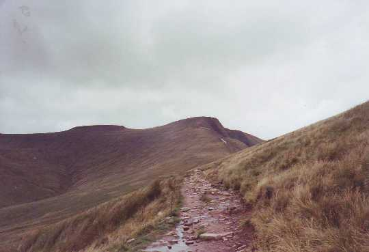 Top Pen y Fan