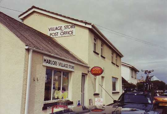 Disappearing village store, post office