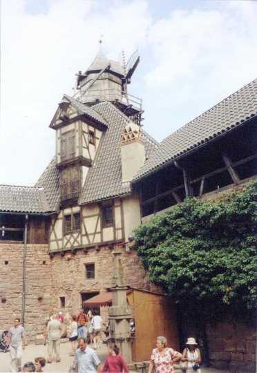 Chateau Haut Koeningsbourg