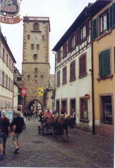 Ribeauville toren