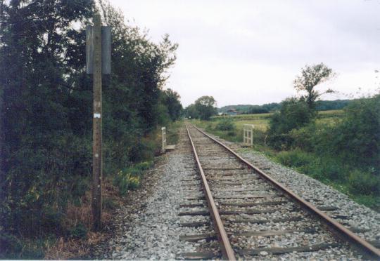 Franse spoorrails