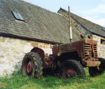 leuke tractor