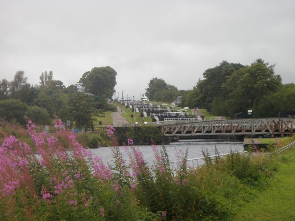 seven locks, fort william