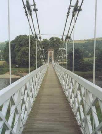 een mooie brug